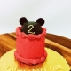 Mouse Ears Cake