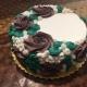 Rose Art Cake