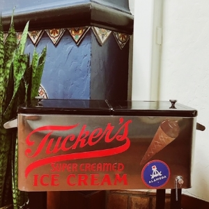 Tommy Tucker Cart for catering Icon on Mainpage