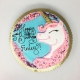 Unicorn Art Cake